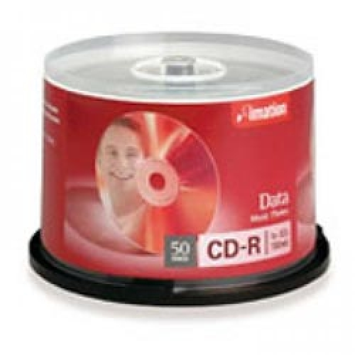 IMATION CD-R 80 52X 50Lİ CAKEBOX CD 50 Lİ Paket